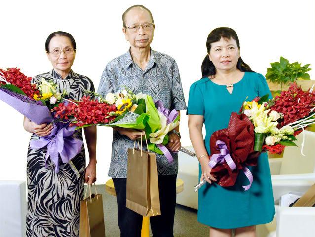 TTƯT Lê Thị Phương tham gia tọa đàm