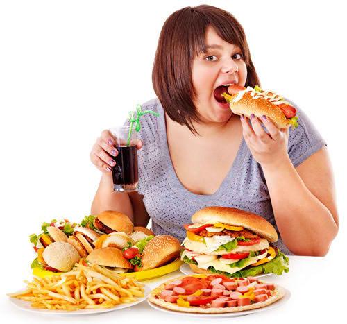 Do chế độ ăn bất hợp lý