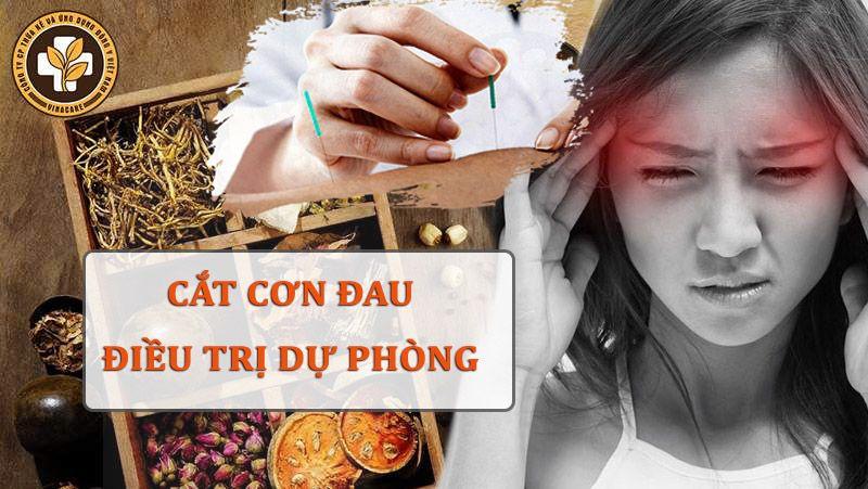 Liệu pháp của TT Đông y Việt Nam giúp cắt cơn đau và điều trị dự phòng