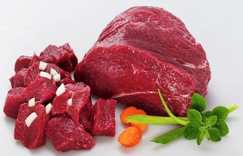 Bệnh gout kiêng ăn gì? - Thịt đỏ