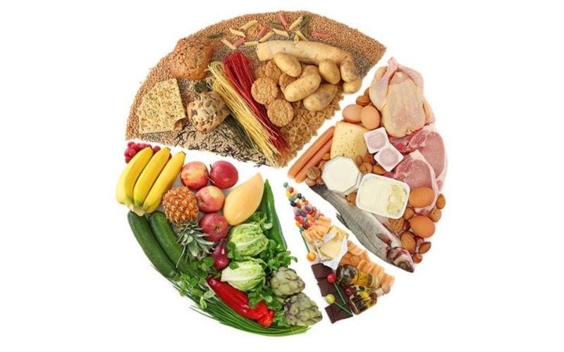Thực đơn đủ chất giúp tăng cường sức khỏe toàn thân