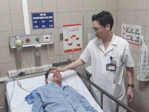 Điều trị cho bệnh nhân ngộ độc nấm