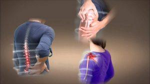 Xoa bóp hỗ trợ điều trị các bệnh xương khớp