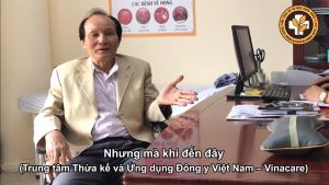 Trung tâm Thừa kế và Ứng dụng Đông y Việt Nam điều trị bệnh xương khớp