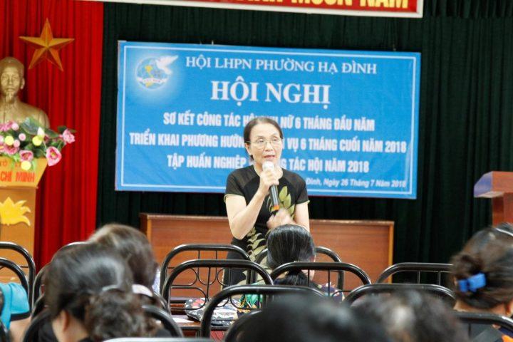 Hội Liên hiệp Phụ nữ dongyvietnam.org