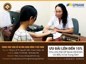 Chương trình liên kết Dongyvietnam và GP Bank