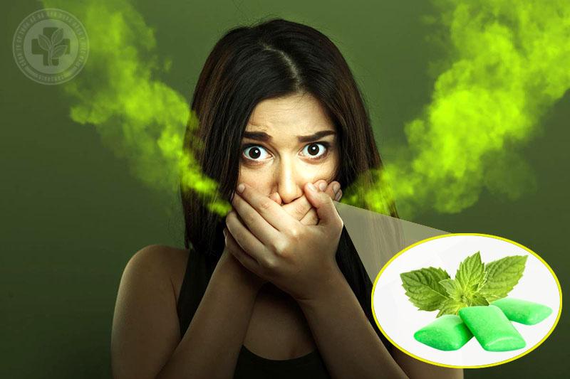 Bạc hà giúp chữa các vấn đề răng miệng hiệu quả