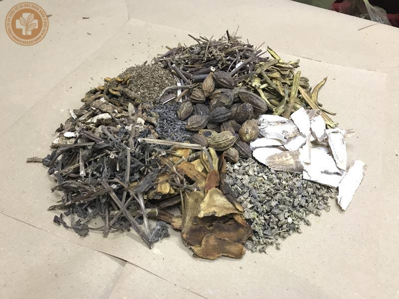 Bài thuốc chữa vảy nến của Trung tâm Đông y Việt Nam