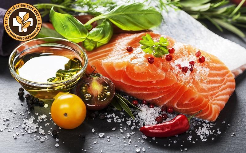 Bệnh nhân nên bổ sung thực phẩm giàu Omega 3