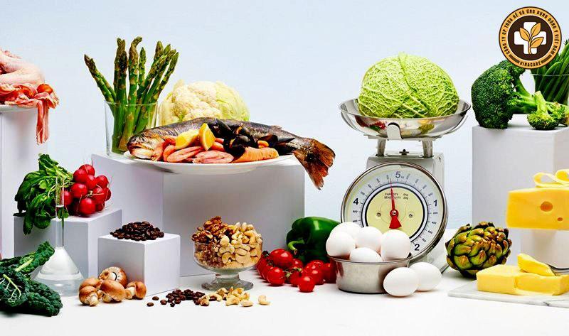 Chế độ ăn uống có ảnh hưởng lớn đến lượng đường huyết
