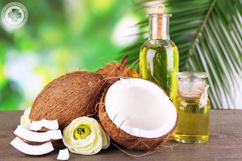 Dầu dừa giúp da khỏe và mịn màng hơn
