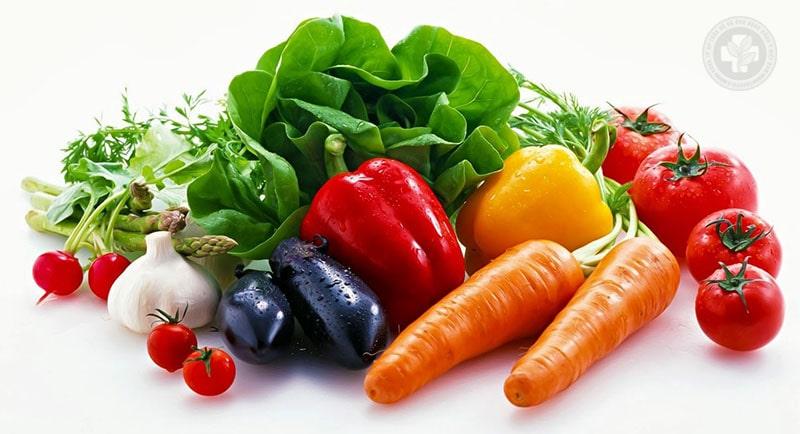 Người bệnh nên bổ sung thực phẩm giàu vitamin