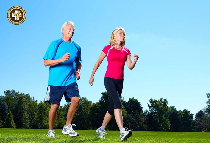 Tập luyện cơ thể giúp kiểm soát huyết áp tốt hơn