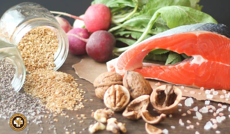 Thực phẩm cho người viêm xương khớp