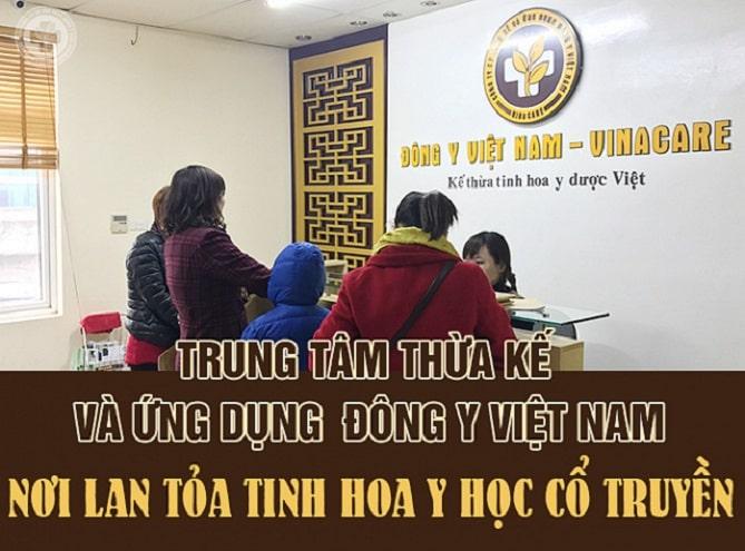 Trung tâm Đông y Việt Nam