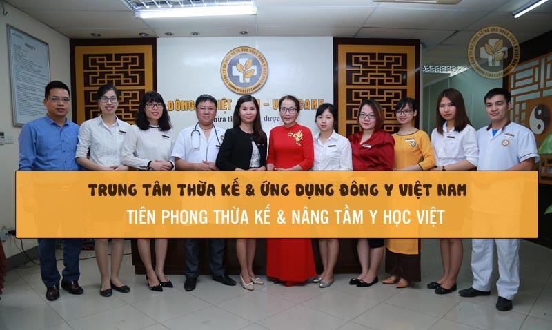 Trung tâm Đông y Việt Nam: Tiên phong thừa kế và ứng dụng cây thuốc,...