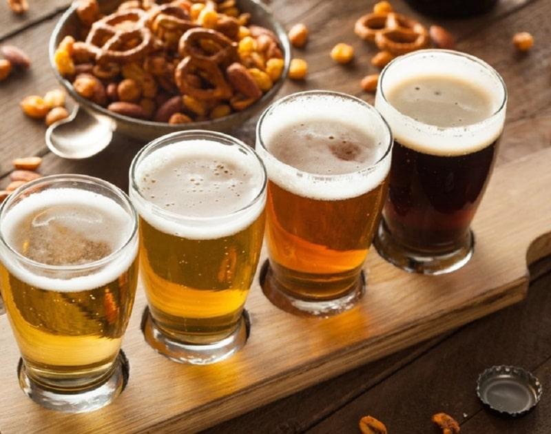Người bệnh nên tránh xa rượu bia khi bị viêm họng