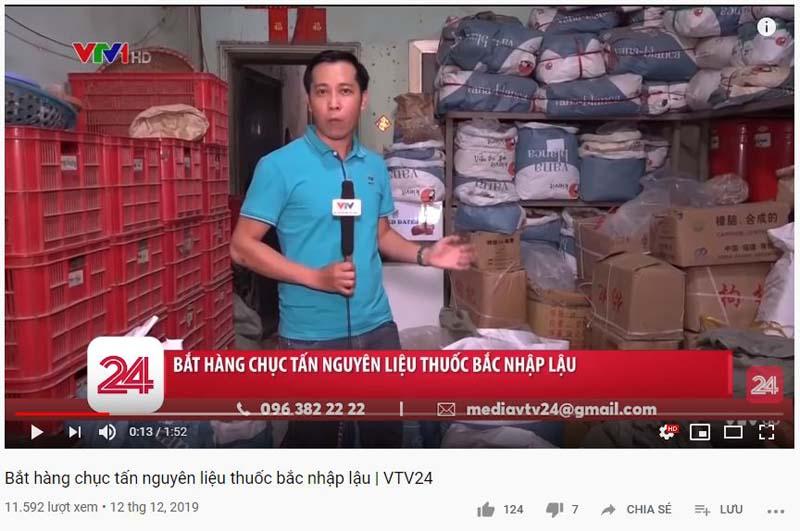 """Thu giữ hàng chục tấn """"dược liệu bẩn"""" ở Bắc Ninh"""