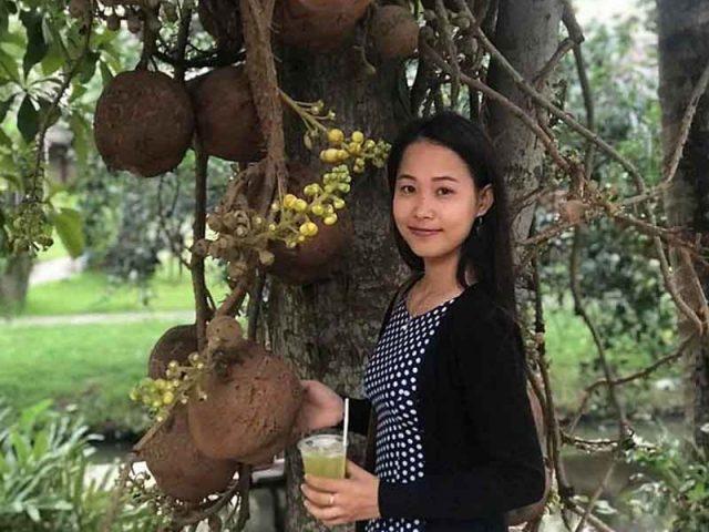 Chị Dương Thị Lan - bệnh nhân chữa tiểu đường thai kỳ