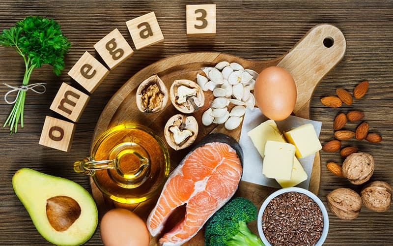 Thực phẩm giàu omega 3 chính là bài thuốc tự nhiên chống viêm hiệu quả