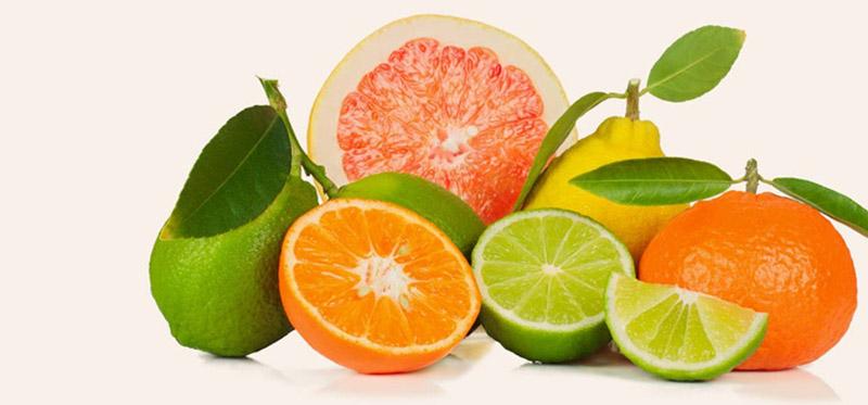 Các loại trái cây họ cam giàu vitamin C giúp nâng cao hệ miễn dịch