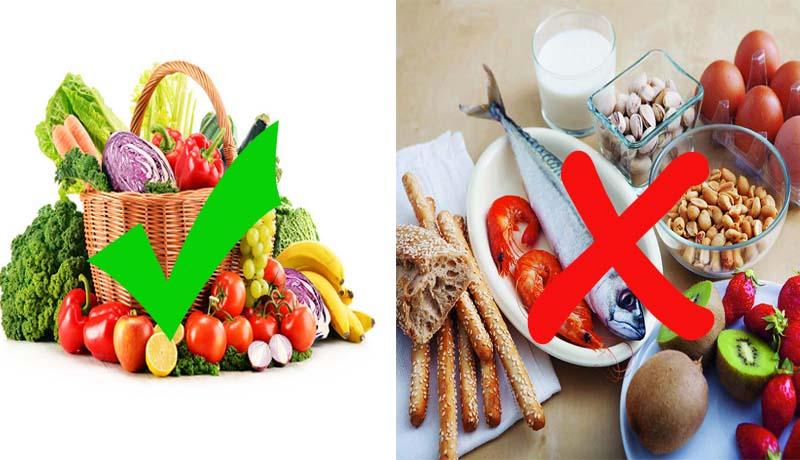 Dinh dưỡng đóng vai trò quan trọng trong việc phục hồi dị ứng da mặt