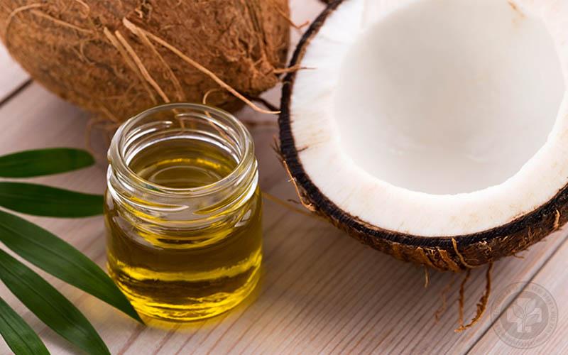 Dầu dừa giúp làm giảm viêm da tiết bã