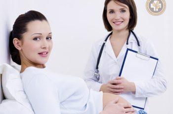 Điều trị viêm họng dành cho phụ nữ mang thai