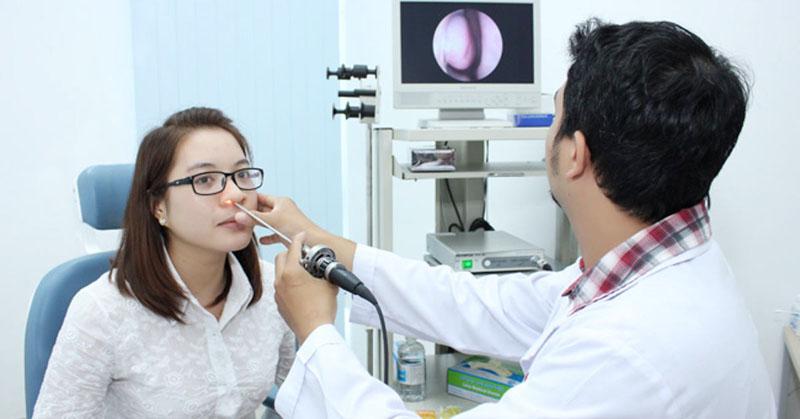 Người bệnh cần liên hệ với bác sĩ để khám và được điều trị tốt nhất