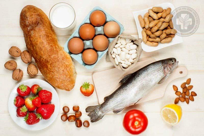 Những thực phẩm dễ gây dị ứng người bệnh cần tránh