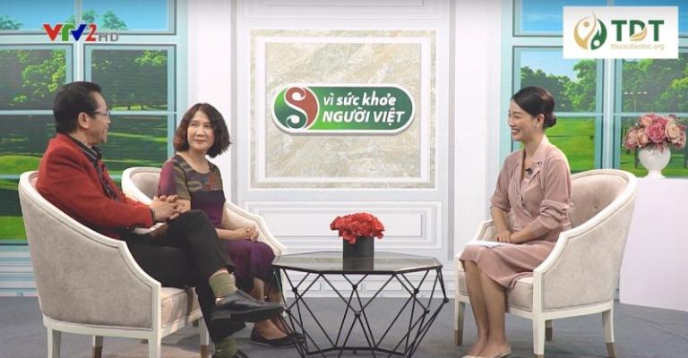 Sơ can Bình vị tán được giới thiệu trên truyền hình VTV2