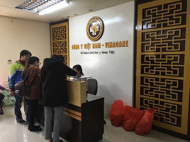 Trung tâm Đông y Việt Nam là đơn vị chữa viêm họng hạt được nhiều người bệnh tin tưởng