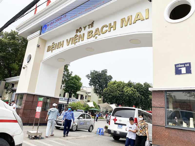 Khoa Da liễu bệnh viện Bạch Mai - địa chỉ uy tín trong khám chữa bệnh