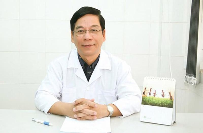 Bác sĩ Hoàng chữa vảy nến