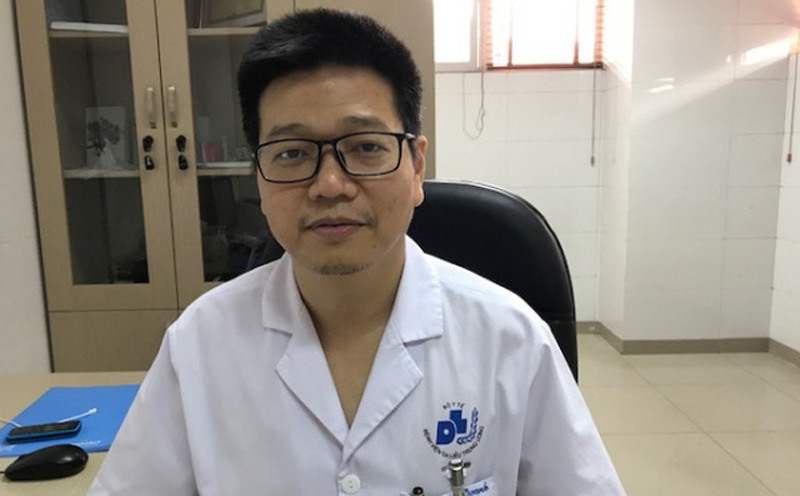 Bác sĩ Lê Hữu Doanh