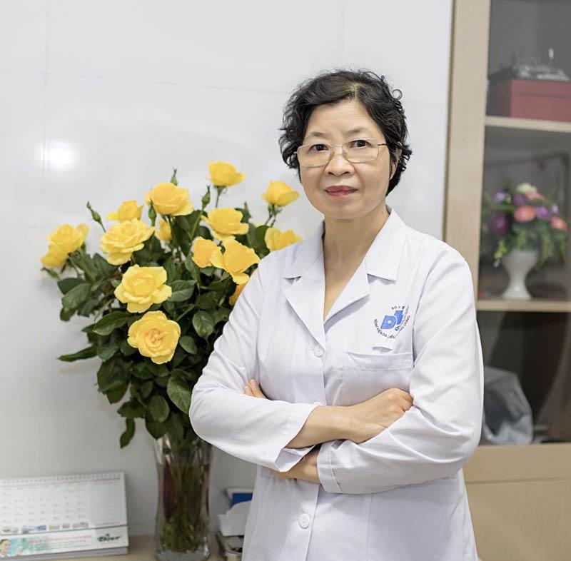 Bác sĩ Trần Lan Anh