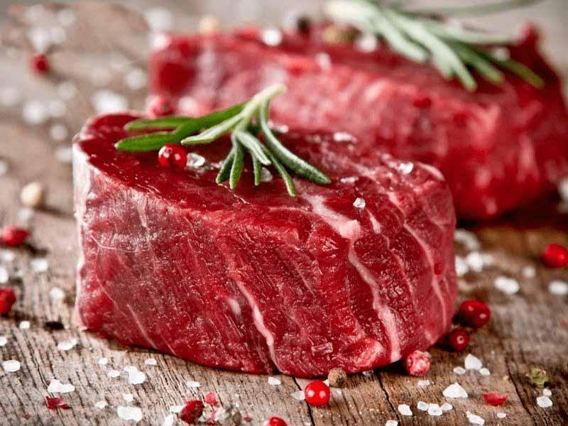 Hạn chế ăn thịt đỏ để tránh nguy cơ á sừng nặng thêm