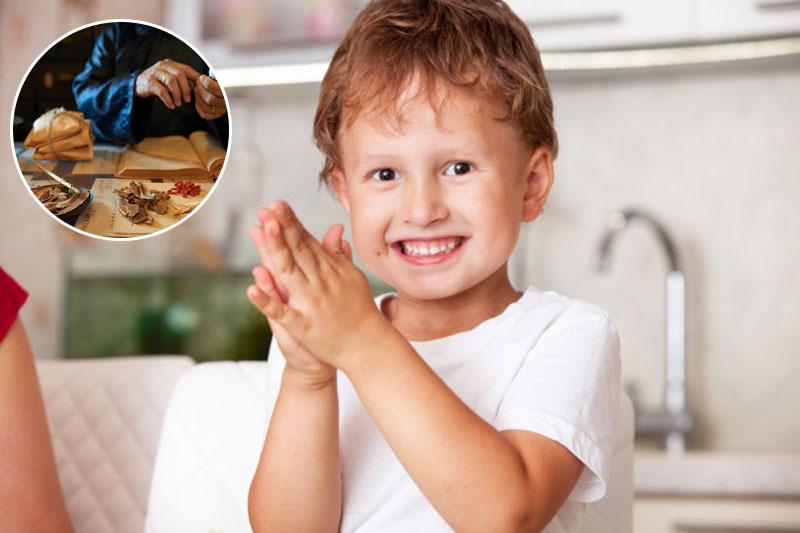 Thuốc đông y không chỉ loại bỏ á sừng mà còn giúp trẻ tăng sức đề kháng và khỏe mạnh hơn