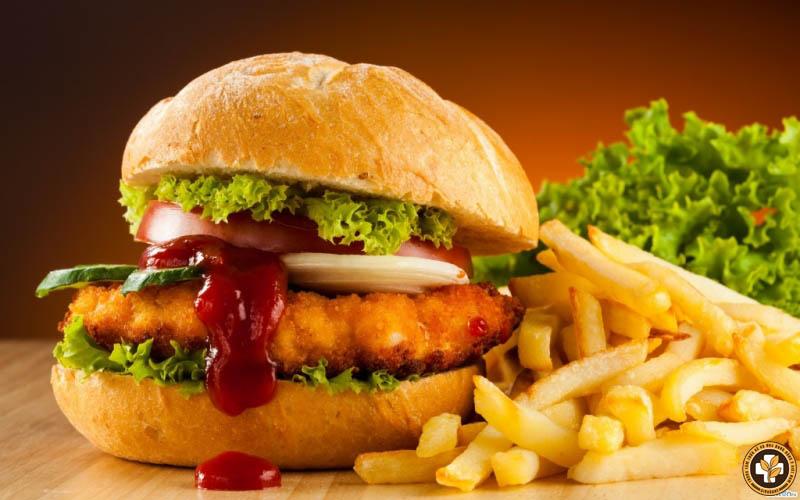 Bị tổ đỉa nên kiêng các loại thực phẩm chứa nhiều đường, dầu mỡ