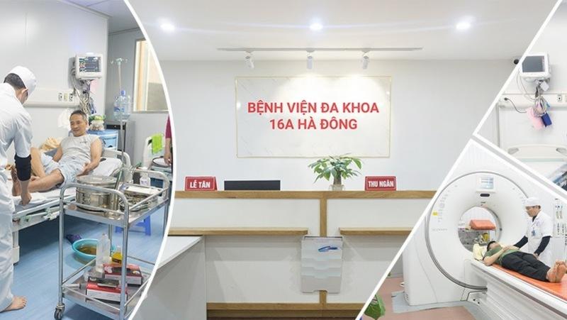 Bệnh viện 16A Đa khoa Hà Đông