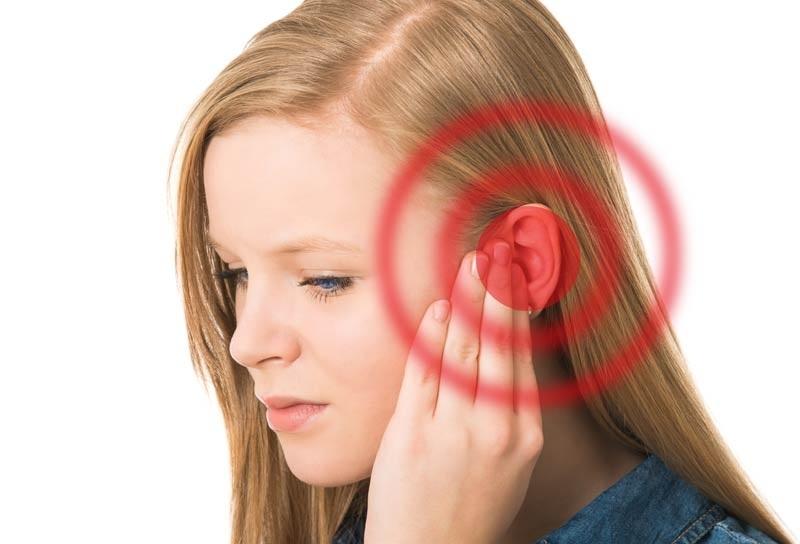 Biến chứng viêm tai giữa ở người bị viêm amidan