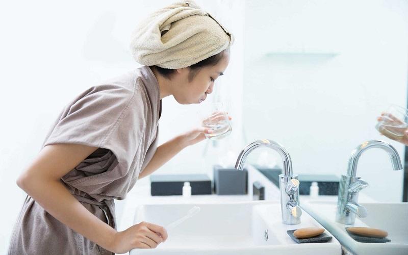 Giữ vệ sinh họng giúp hạn chế biến chứng viêm nhiễm