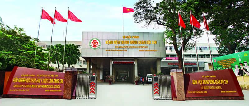 Bệnh viện Trung ương Quân đội 108 là địa chỉ tin cậy cắt amidan tại Hà Nội