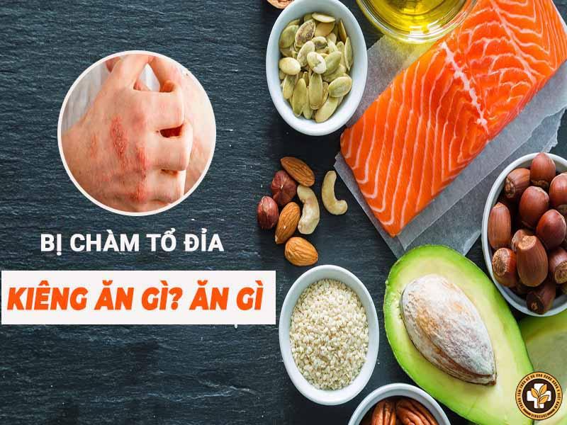 Người bệnh cần chế độ ăn uống hợp lý để tránh tái phát