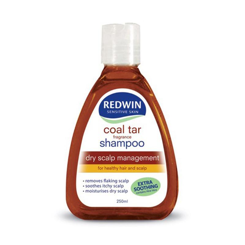 Dầu gội Redwin Coal Tar Fragrance