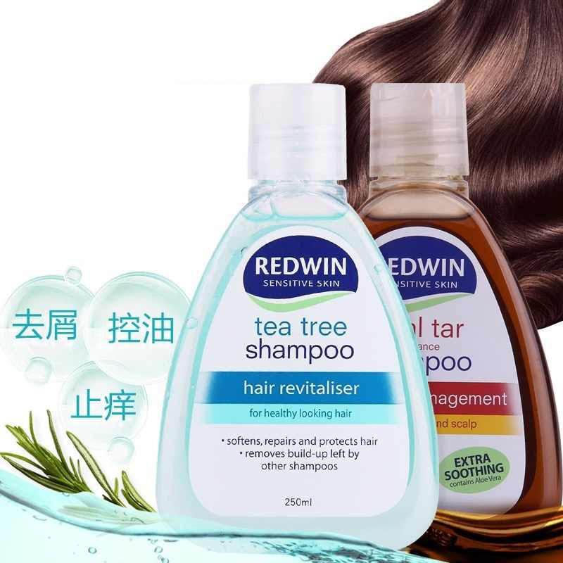 Redwin Coal Tar Fragrance khá quen thuộc với người bị vảy nến da đầu