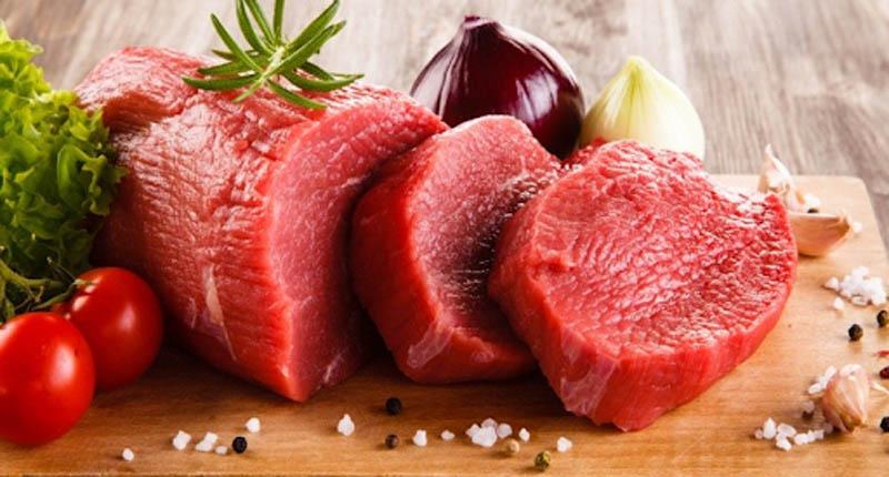 Nên tránh thịt đỏ