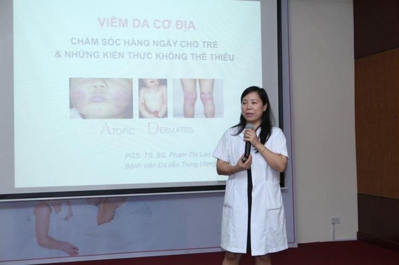 PGS.TS Phạm Thị Lan