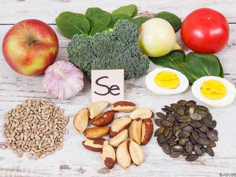 Selen hỗ trợ diệt khuẩn và kháng virus hiệu quả