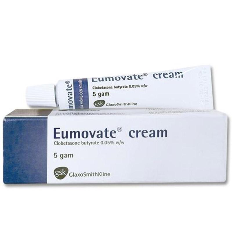 Thuốc bôi Eumovate